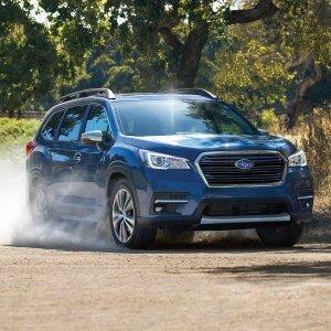 IIHS安全满分 高性价比7座2019款 Subaru Ascent 中大型SUV