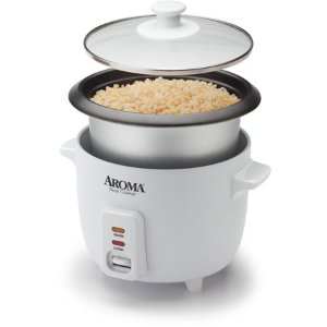 Aroma 6-Cup Pot-Style Rice Cooker - Walmart.com