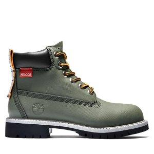 TimberlandPremium 6英寸墨绿靴 大童款