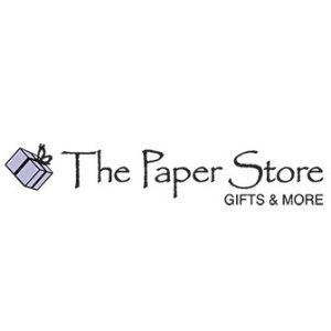 25% offOne Regular Price Item @ The Paper Store