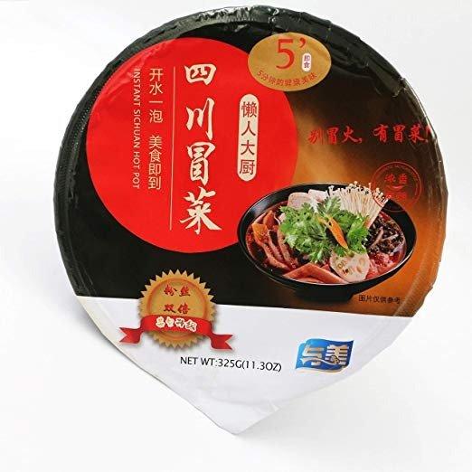 四川冒菜, 325g 4盒
