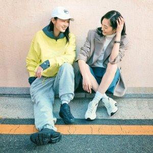 折扣区低至5折+额外8折Reebok 夏季大促女士专场 收复古韩版服饰、鞋履