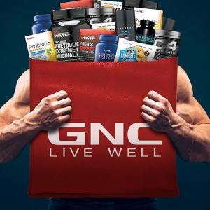 低至$9.9 收燃脂胶囊限今天:GNC热销保健品圣诞特价 鱼油、辅酶Q10都参加