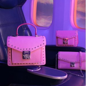 Up to 40% OffPink Collections @ MCM Collections
