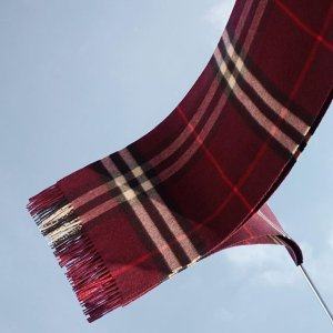 Extra $30 OffDealmoon Exclusive: Burberry Scarves Deal