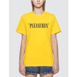 PleasuresLogo T-Shirt