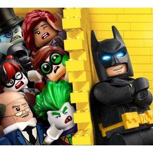 7折LEGO 蝙蝠侠系列多款式促销