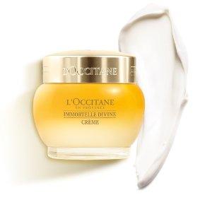 L'Occitane 赋颜御龄精华霜  1.7oz