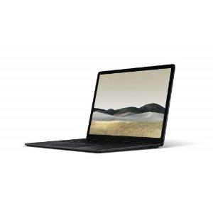 $1299 送$194.85返点Microsoft 全新 Surface Laptop 3 笔记本 (i5, 8GB, 256GB)