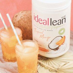IdealLean素食芒果口味低卡乳清分离蛋白粉