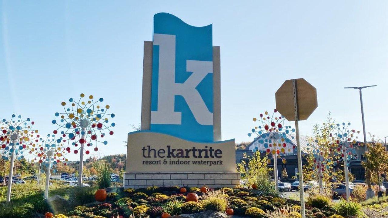 👧🏻烧卖&蛋挞👶🏻去旅游 | The Kartrite 水上乐园