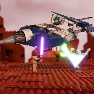 现价 £20.49(原价£25.99)LEGO 75199 星战系列之G将军的战斗机