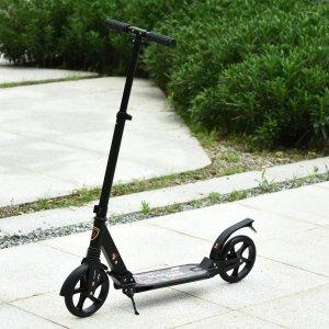 成人滑板车 可调高度 可折叠