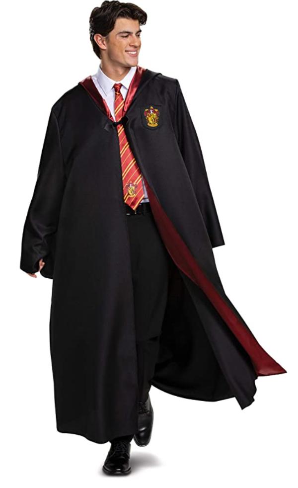 Harry Potter  格兰芬多长袍 万圣节装扮必备