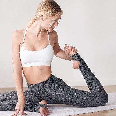 低至5.8折 低至$29 数量有限Lululemon 女士运动内衣 选择舒适的 对的运动内衣非常重要