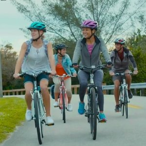 低至5折精选自行车热卖  减免健身好方法