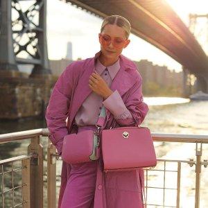 全场无门槛5折+免邮即将截止:Kate Spade 新款美包饰品服饰特卖