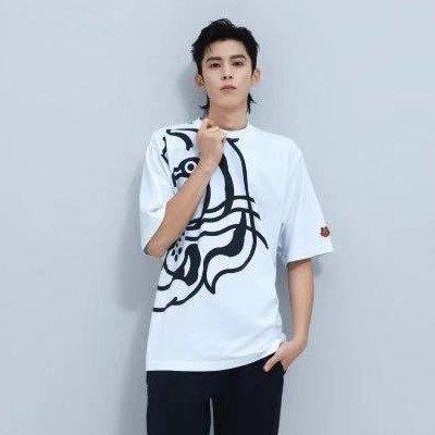 K-Tigre 宽松T恤