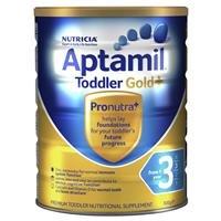 $17.99+3罐包邮  速速下单,锁定货源Aptamil 爱他美金装3段 婴幼儿配方奶粉1岁+ 900g