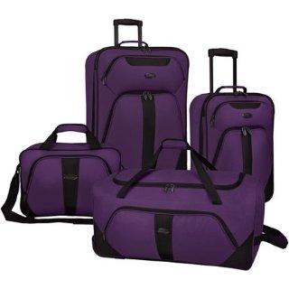 $59.99U.S. Traveler 4-Piece Luggage Set