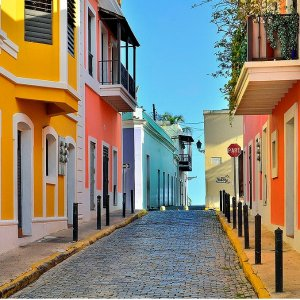 From $209.78Chicago - Puerto Rico RT Dates Into Sep
