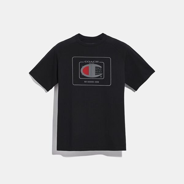 X Champion T恤