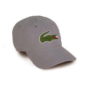 LacosteBig Croc Cap