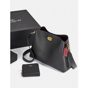 CoachWillow Shoulder Bag & Billfold Wallet