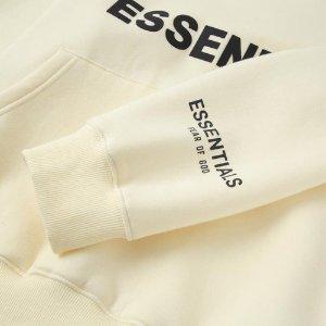 €39收T恤 €76收卫衣FOG Essentials 童款上架热卖 还剩几款 速抢