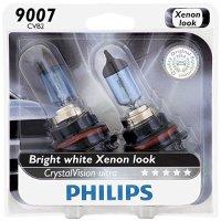 Philips 9007 CrystalVision Ultra 升级灯泡 2只装