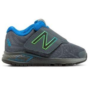 低至6折+包邮New Balance 儿童休闲运动鞋特卖