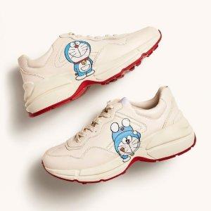 Gucci哆啦A梦老爹鞋