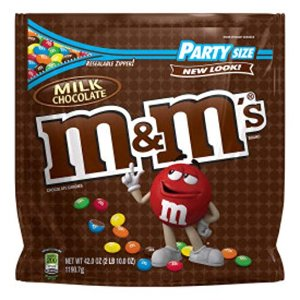 $8.98M&M'S Milk Chocolate Candy Party Size 42-Ounce Bag