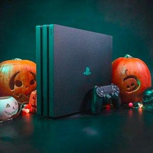 额外8.5折 $394收PS4 Pro 1TB近期好价:PlayStation 4 系列游戏机、游戏等热卖