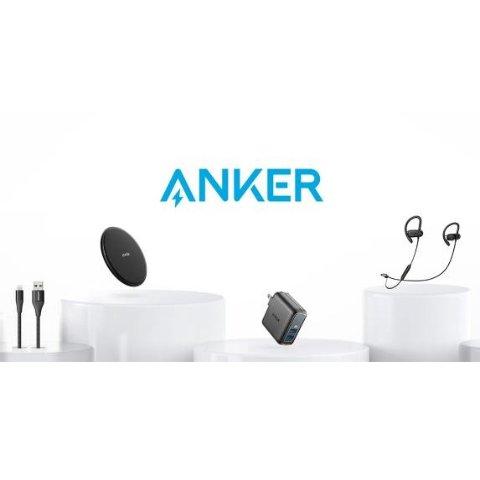 7折起ANKER 移动电源、手机配件专场 无线充$33