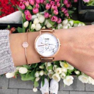 独家8折  折扣区可叠加Argento 全场配饰热卖 收CLUSE 北欧风情手表