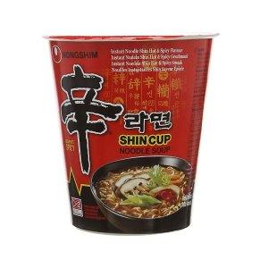 Nong Shim农心辛拉面 12杯装