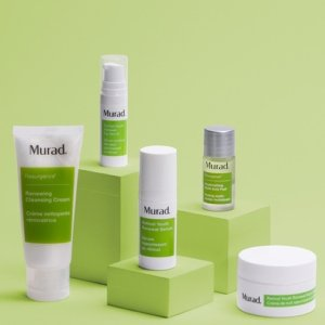 Extra 10% OffMurad Selected Skincare Value Sets Hot Sale