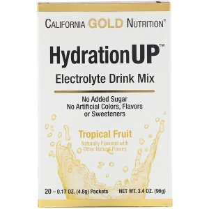 California Gold Nutrition满$60使用折扣码