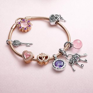 As low as $9.99Rue La La Selected Pandora Jewelry Sale
