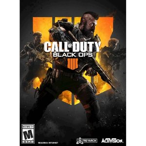 Call of Duty: Black Ops 4 (PS4, Xbox One or PC)