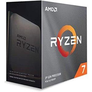 $329.99 可邮寄平史低AMD RYZEN 7 3800XT 8核 4.7GHz AM4 处理器