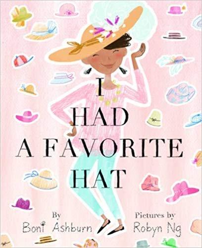 童书 I Had a Favorite Hat
