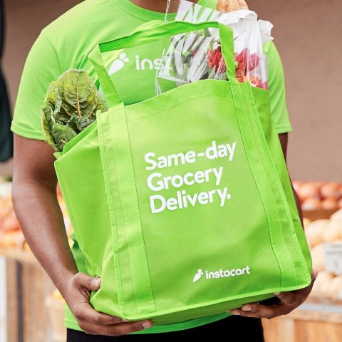 As fast as 1 HourGet Grocery Delivered to Your Doorstep