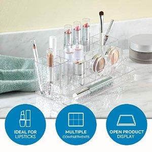 低至7.1折Prime Day 狂欢价:InterDesign 你的美妆收纳小能手 上线