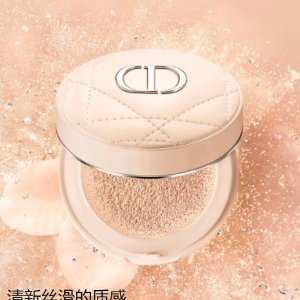 售价$68上新:Dior 粉气垫散粉 高级无妆感 领先官网!