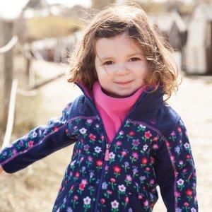 低至$6 封面$59抓绒外套仅$21JoJo Maman Bébé 英伦高品质婴幼童服饰促销