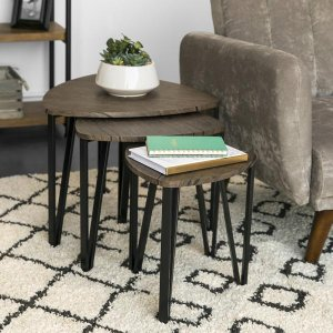 $51.99Set of 3 Nesting Coffee Tables