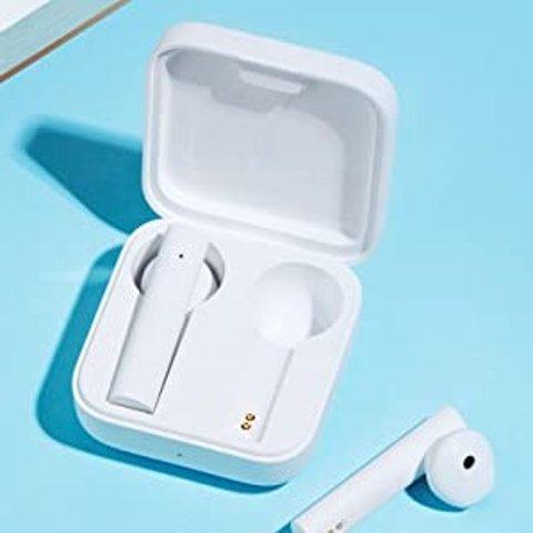 4.6折 仅€23 AirPods平替法亚销冠:小米 Mi True 2 无线蓝牙耳机热卖 轻松续航一整天
