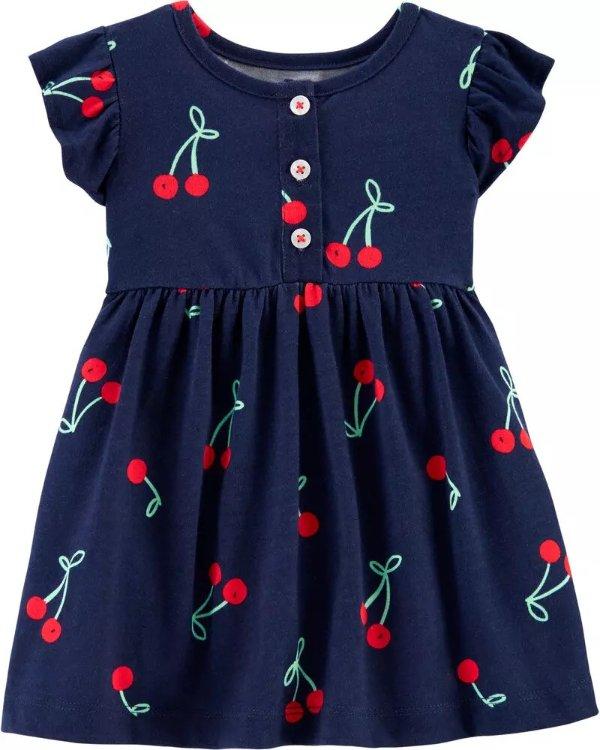 婴儿樱桃连衣裙